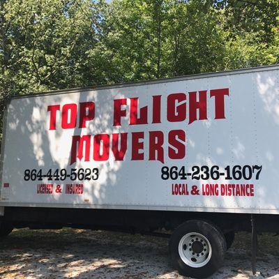 Top Flight Movers Greenville, SC Thumbtack