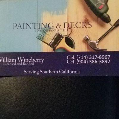 Williams Painting & Decking Anaheim, CA Thumbtack