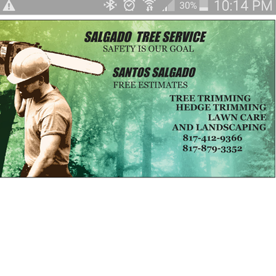 salgado Tree Service Fort Worth, TX Thumbtack