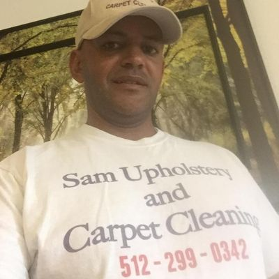 Sam upholstery & carpet cleaning Pflugerville, TX Thumbtack