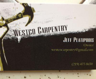 Westco carpentry Indianapolis, IN Thumbtack