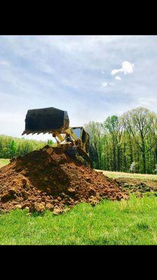 Moore Excavating Fincastle, VA Thumbtack