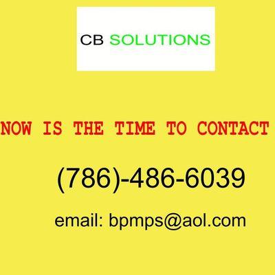 CB SOLUTIONS Miami, FL Thumbtack