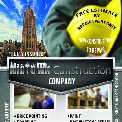 Midtown Construction Com Astoria, NY Thumbtack