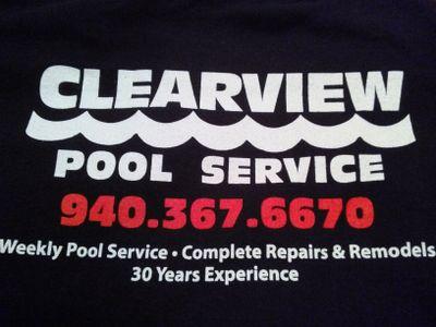 Clearview Pool Service Denton, TX Thumbtack