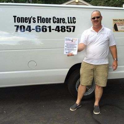 Toney's Floor Care, LLC Charlotte, NC Thumbtack