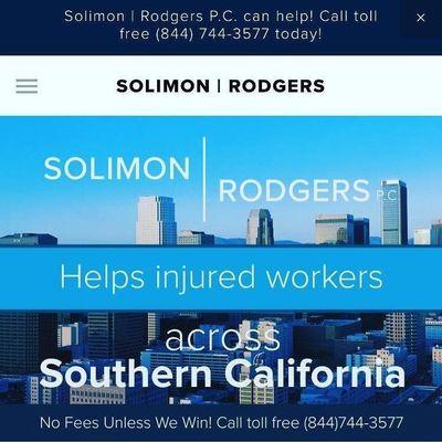Solimon   Rodgers, P.C. Pomona, CA Thumbtack