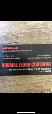 Davmal Floor Covering Castro Valley, CA Thumbtack