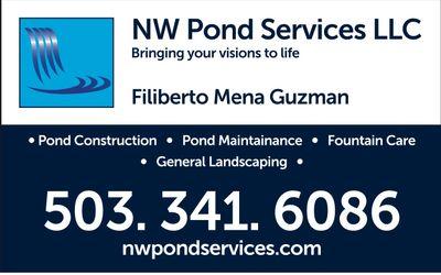 NW POND SERVICES LLC Vancouver, WA Thumbtack