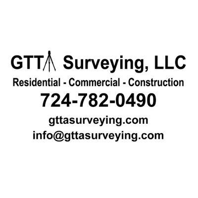 GTTA Surveying, LLC Venetia, PA Thumbtack