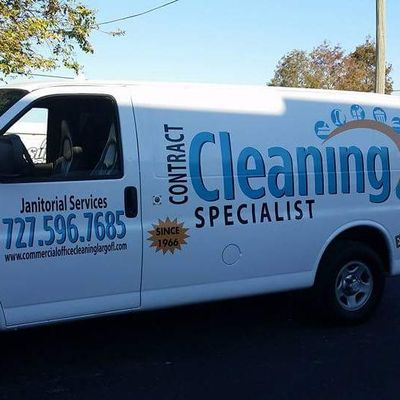 Contract Cleaning Specialists Ent. Inc. Clearwater, FL Thumbtack