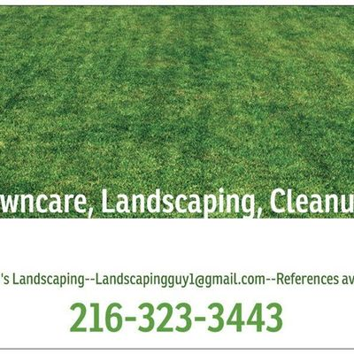 Kevin's Landscaping Cleveland, OH Thumbtack