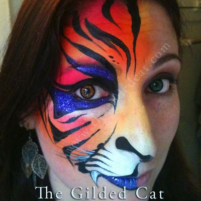 The Gilded Cat: Face and Body Art Entertainment Portland, OR Thumbtack