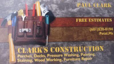 Clarks Home Repairs Petal, MS Thumbtack