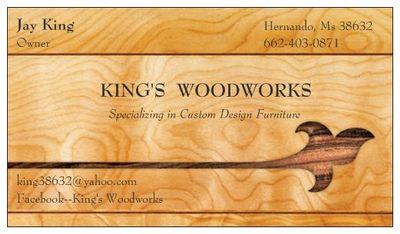 King's Woodworks Hernando, MS Thumbtack