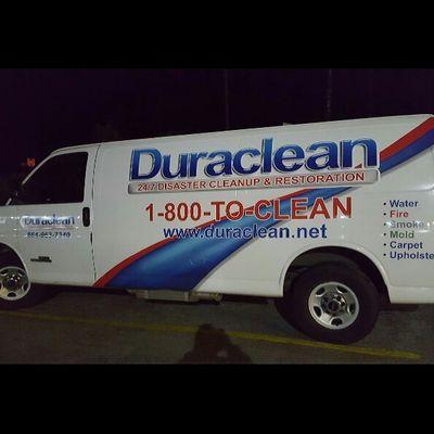 Duraclean Fire & Water Restoration Inc Greenville, SC Thumbtack