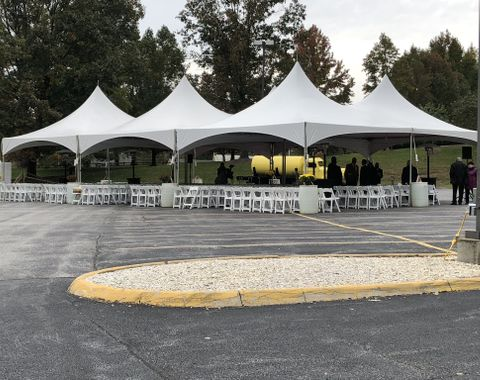 Facility Expansion Ground-breaking - Corporate Event