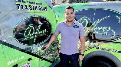 D. Flores Landscape Services Irvine, CA Thumbtack