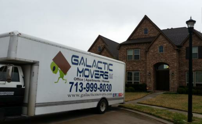 Galactic Movers LLC Houston, TX Thumbtack
