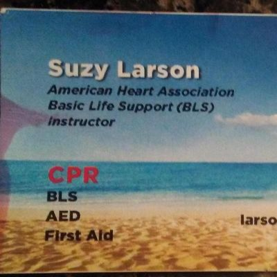 Suzy's CPR New Smyrna Beach, FL Thumbtack