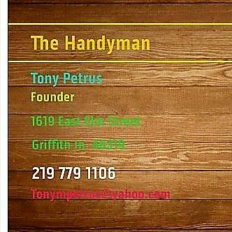 The Handyman Griffith, IN Thumbtack