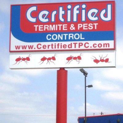 Certified Termite & Pest Control Dallas, TX Thumbtack