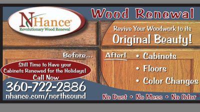 NHance Wood Refinishing Sedro Woolley, WA Thumbtack
