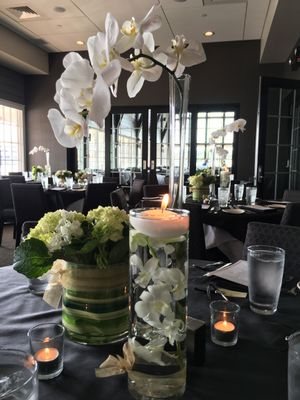 Event flowers by Michelle Pasadena, MD Thumbtack