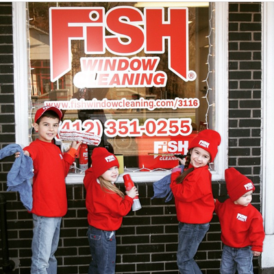 Fish Window Cleaning Pittsburgh, PA Thumbtack