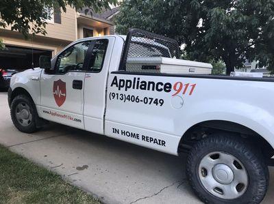 Appliance 911 In Home Appliance Repair Olathe, KS Thumbtack