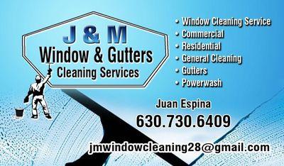 J&M Window & gutters Cleaning Aurora, IL Thumbtack