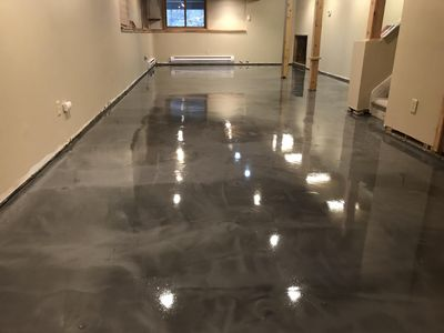 Jim's Epoxy and Painting services Cottage Grove, WI Thumbtack
