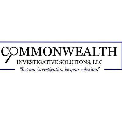 Commonwealth Investigative Solutions LLC Henrico, VA Thumbtack