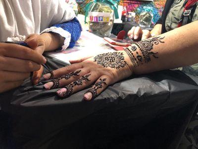 Henna By QSK West Palm Beach, FL Thumbtack
