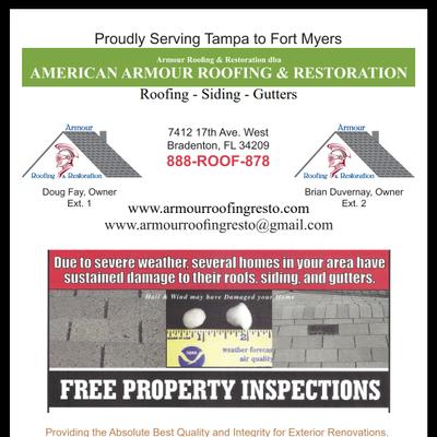 Armour Roofing & Restoration Dayton, Ohio Troy, OH Thumbtack
