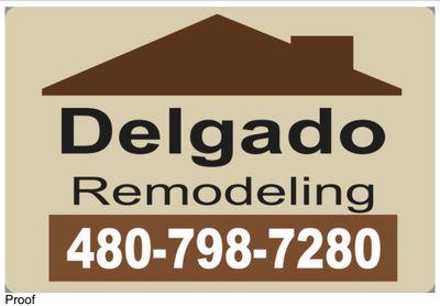 Delgado Remodeling  Not A licensed contractor Tempe, AZ Thumbtack
