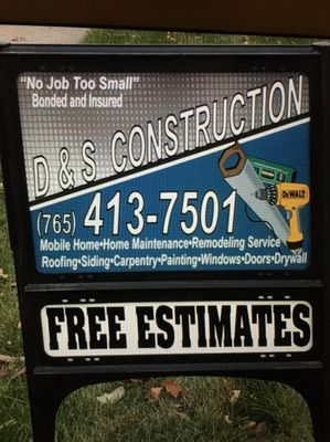 D&S Construction Lafayette, IN Thumbtack
