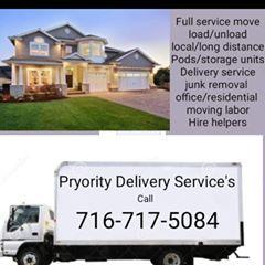 Pryority Delivery Service's Niagara Falls, NY Thumbtack