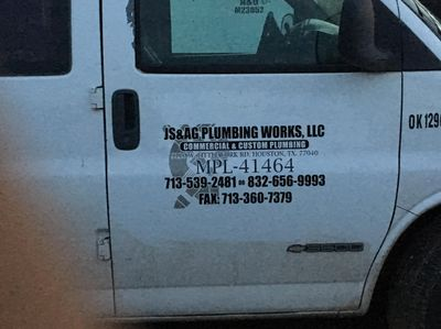JS & AG Plumbing Works LLC, Houston, TX Thumbtack