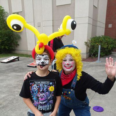 Suzy Sunshine the Clown Charlton, MA Thumbtack