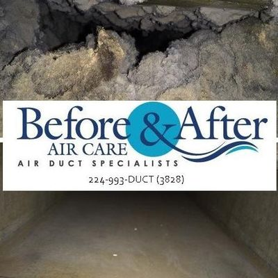 Before and After Air Care Huntley, IL Thumbtack