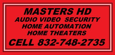 MASTERS HD Houston, TX Thumbtack