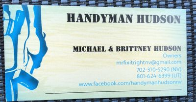 Handyman Hudson Salt Lake City, UT Thumbtack