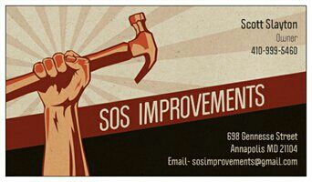 SOS Improvements Arnold, MD Thumbtack