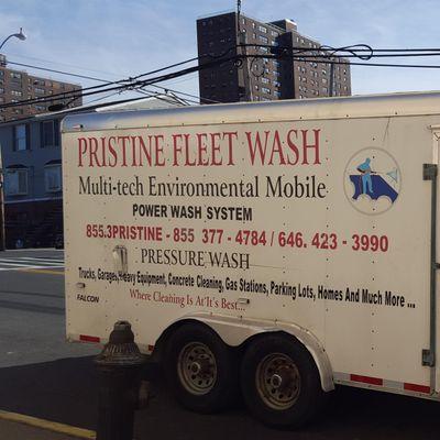 Pristine fleet wash - Bronx, NY