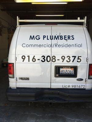 Mg plumbers Sacramento, CA Thumbtack