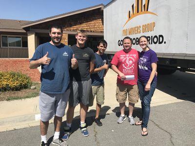 Pro Movers Group La Mesa, CA Thumbtack
