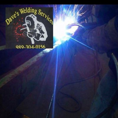 Dave's Welding Services Riverdale, MI Thumbtack