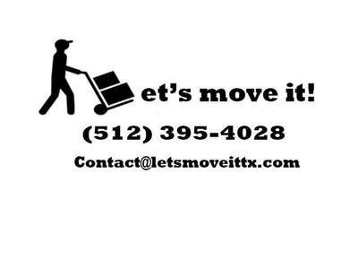 Let's Move It! San Marcos, TX Thumbtack