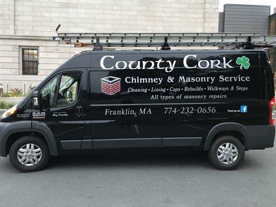 County Cork Chimney and Masonry Franklin, MA Thumbtack